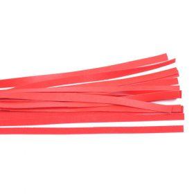 45cm pisk rød