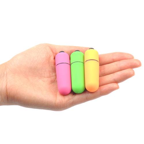 Mini Bullet i hånd