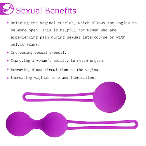 Kegel balls Lilla seksuelle fordele