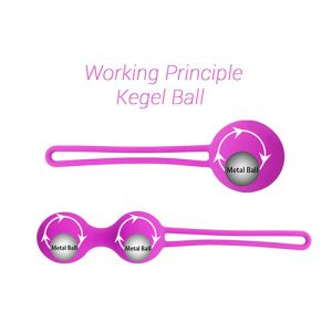 Kegel balls Lilla