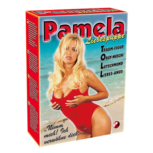 Love Doll »Pamela« Emballage
