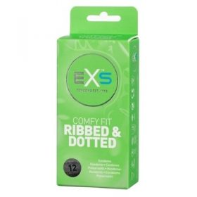 exs ribbed og dotted