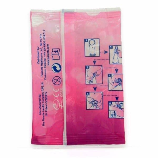 Pasante Female kondom køb nu