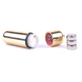 Mini bullet vibrator Guld