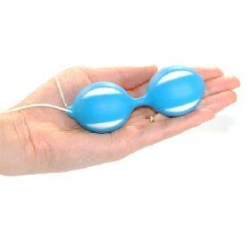 Smart balls blå bækkenbundskugler