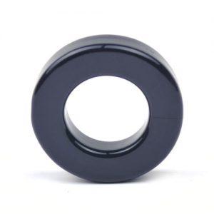 Sort penis ring