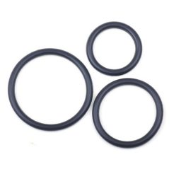 3 silikone penisringe som sæt