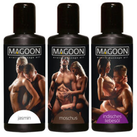 tre pak massage olie