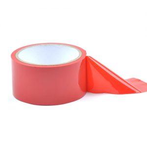 Bondage tape i rød
