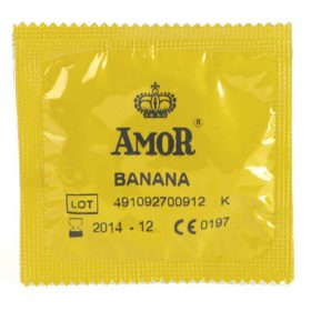 amor banana kondom