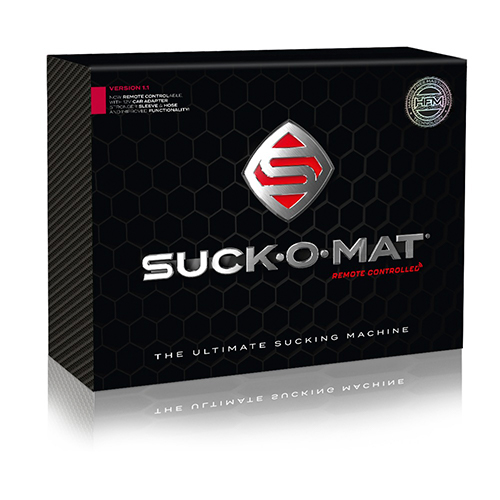 Suck-O-Mat blowjob