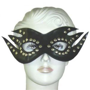 Cateye maske med nitter