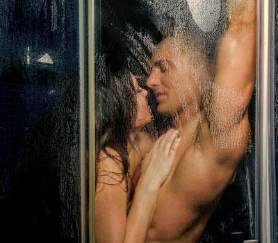 sexstillinger i badet