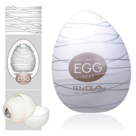 Tenga Silky onani æg til håndjob