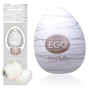 tenga onani æg til håndjob - Silky