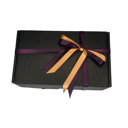 Pakke med gavebånd