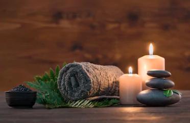 god stemning under massage