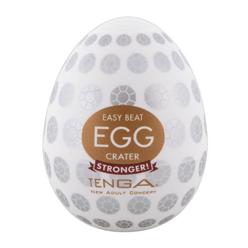 Tenga Crater æg