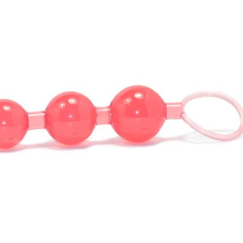 rød analkæde