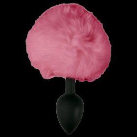 pink bunny plug