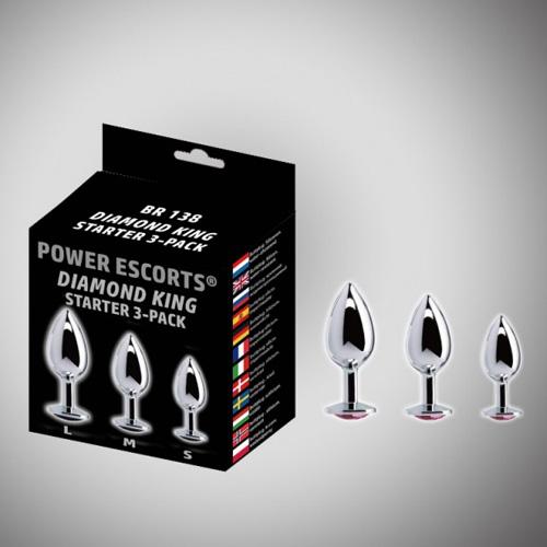 metal anal plugs