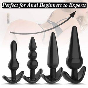 fleksible anal plugs