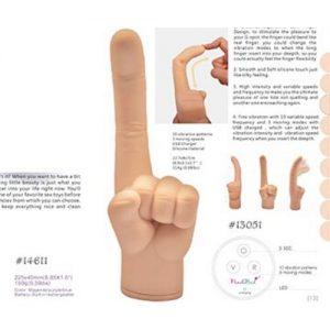 magic finger vibrator