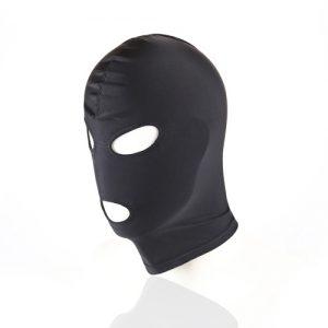 Kinky maske i sort