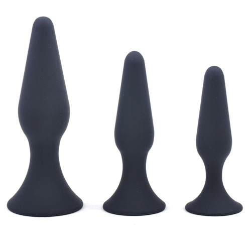 sorte anal plugs