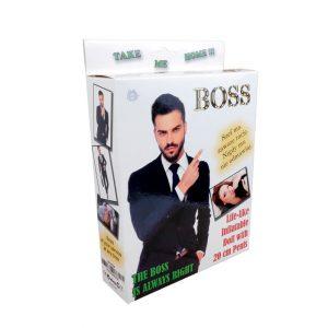 Bossoftoys Boss mandelig sexdukke