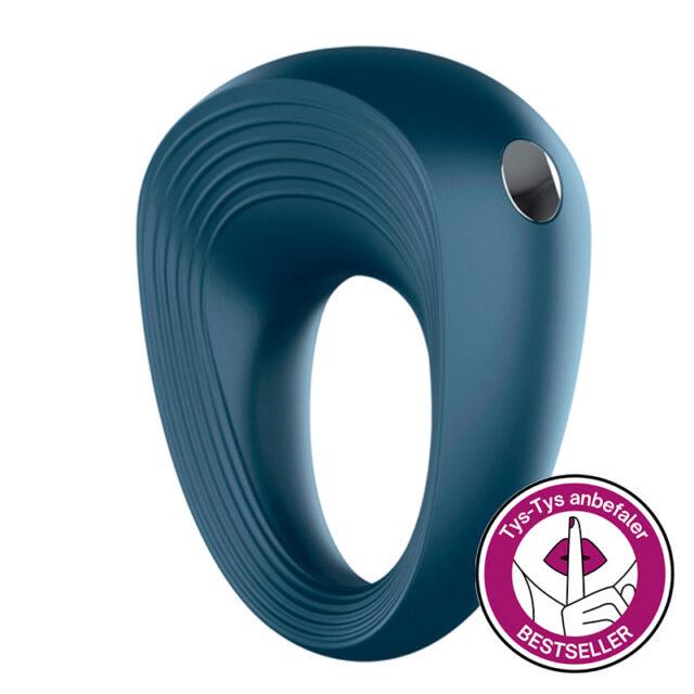 Satisfyer Power Ring Genopladelig Penisring