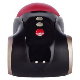 Fun Factory Cobra Libre V2 penis vibrator i rød genopladelig med magnetisk stik