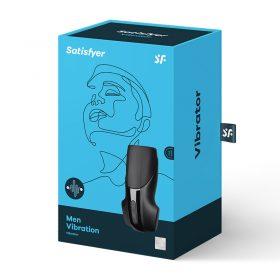 Satisfyer Men Vibration Masturbator indpakning