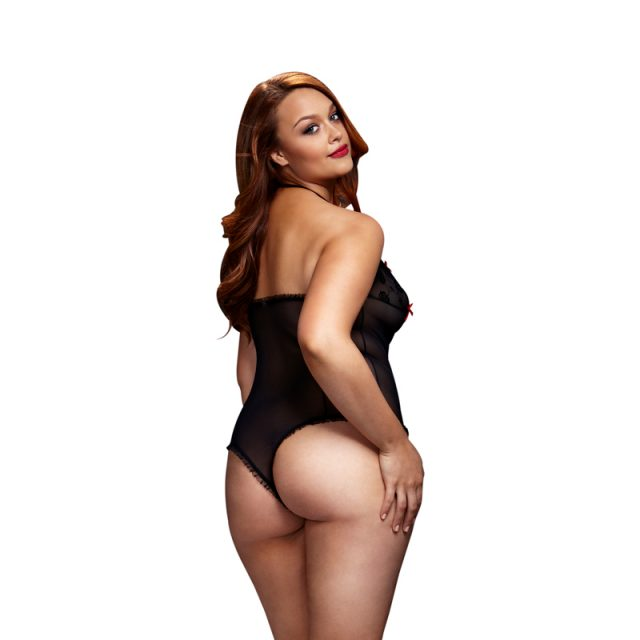 Baci Sort Plus Size bodystocking