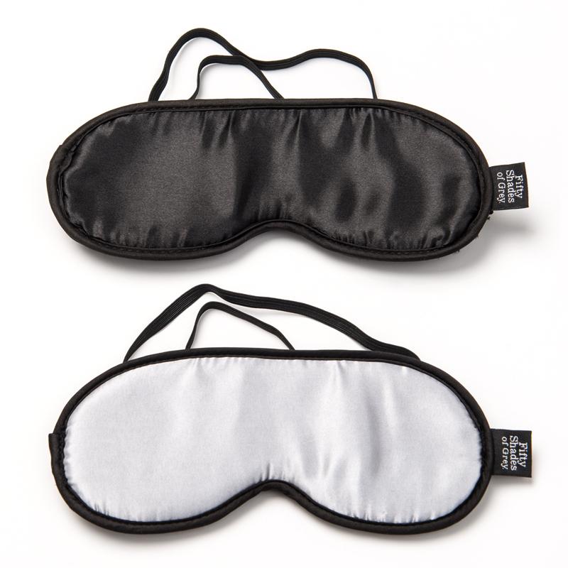 Køb Fifty Shades of Grey Satin Blindfold Dobbelt Pakke