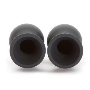 Fifty Shades of Grey nipple suckers i sort