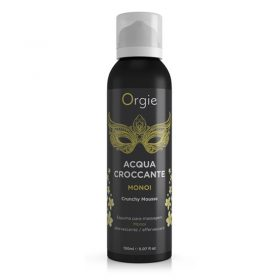 Orgie Acqua Croccante Monoi massage skum