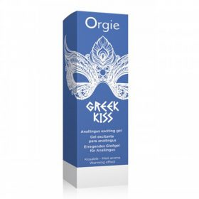 Orgie Greek Kiss Caixa for anal stimulering