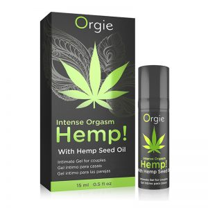 Orgie Intense Orgasm Hemp orgasme gel