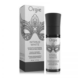Orgie Intimus White - Blegning og stimulering