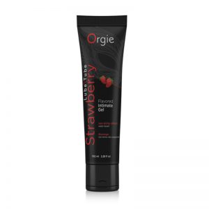 Orgie LubeTube Strawberry glidecreme
