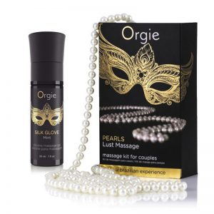 Orgie Pearl Lust Massage kit