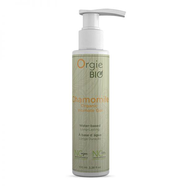 Orgie bio chamomile Glidecreme 100 ml