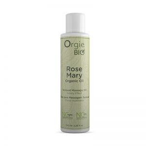 Orgie bio rosemary massageolie