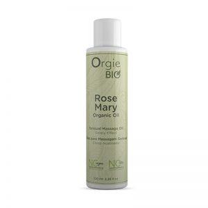 Orgie bio rosemary massageolie