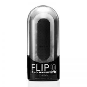 Tenga Flip Zero i sort