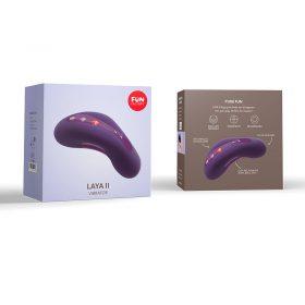 fun factory laya 2 vibrator lilla pakke