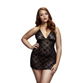 Baci Plus Size Blonde Babydoll