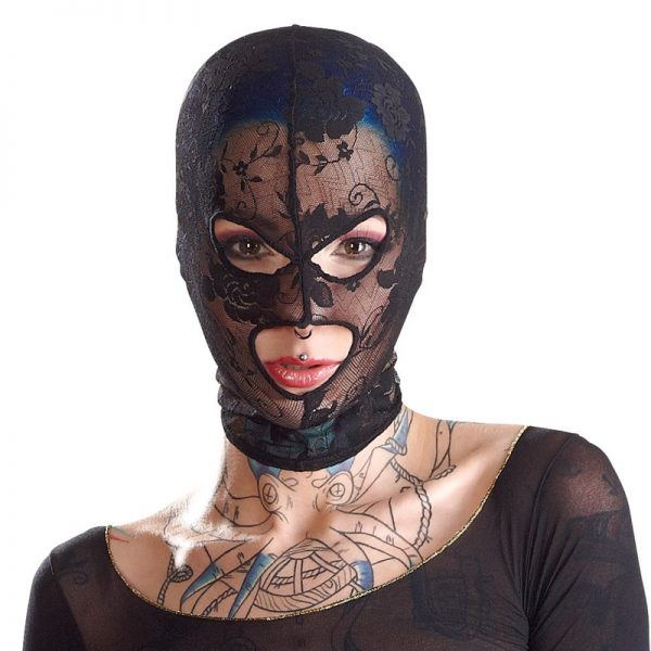 Bad Kitty Blonde Maske
