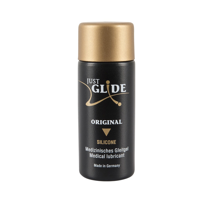 Køb Just Glide Silikonebaseret Glidecreme 30 ml